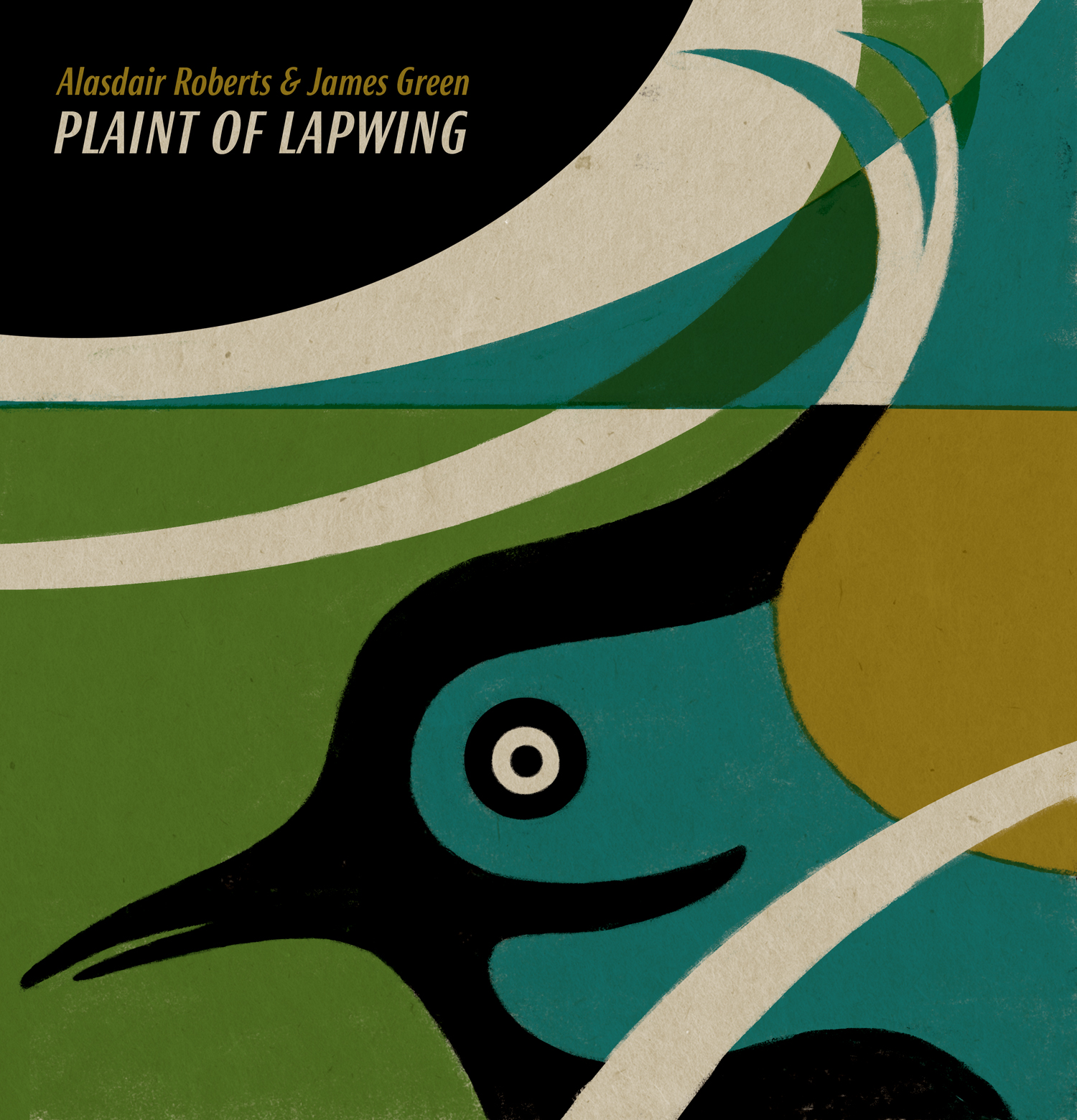 Plaint of Lapwing artwork by Frances Castle